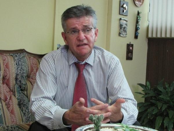 Jorge Rojas dejó la dirección del OIJ el 1° de setiembre. | ARCHIVO
