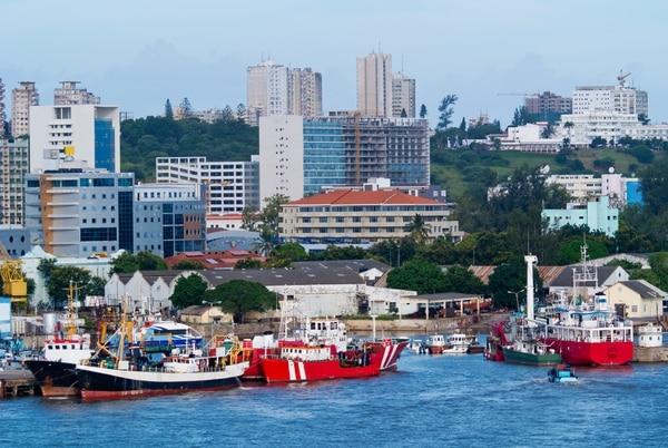 Imagen de Maputo, la capital de Mozambique. Fotografía: Shutterstock