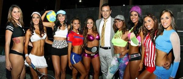 El Topo: Saníssimo Fitness Models se lució