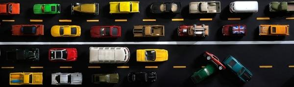 Entre 1980 y el 2014 la flota vehicular creció un 673%