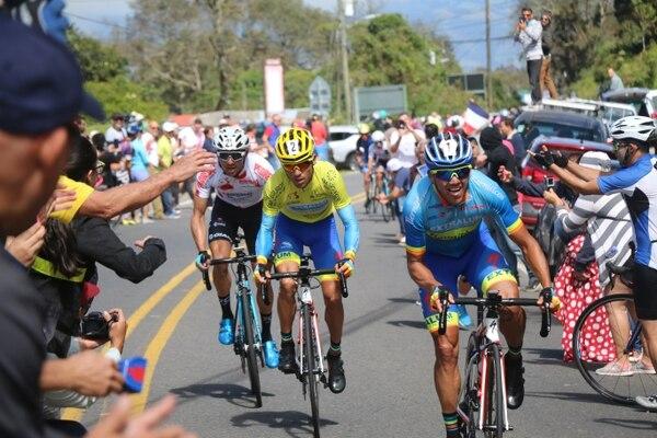 Suspenden ciclistas de Costa Rica por dopaje