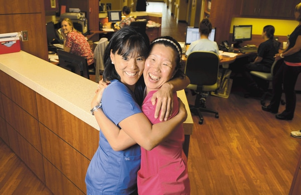 Las hermanas coreanas confirmaron su relación con una prueba de ADN en agosto pasado; este mes su historia se hizo noticia.