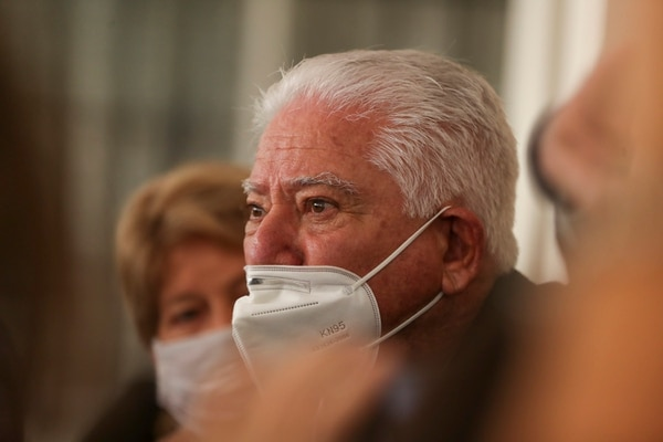 José Miguel Corrrales. Fotografía: José Cordero