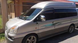 Venta de vehículos Hyundai Starex