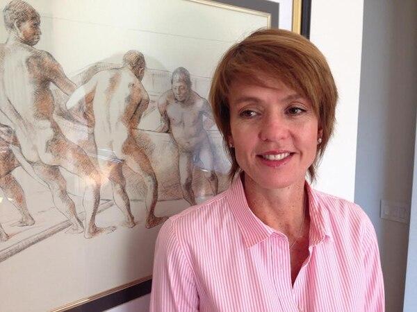 """""""En el 2014, invertiremos en dos nuevos proyectos, uno ubicado en La Valencia de Heredia (...). y el segundo en EscazÚ Centro"""", dijo Diana Escobar, vicepresidenta de Hogares de Costa Rica."""