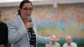 Ministra de Educación: Estamos en crisis por la pandemia y por rezagos anteriores