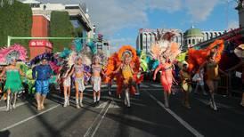 Carnaval con esencia criolla