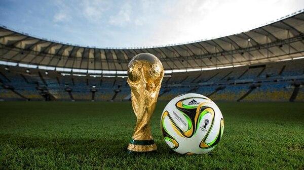 Brazuca Final Rio será el balón que se utilizará en el último juego de la Copa del Mundo en Brasil.
