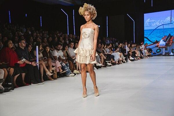 El Mercedes-Benz Fashion Week se realizó durante cuatro días en el país.