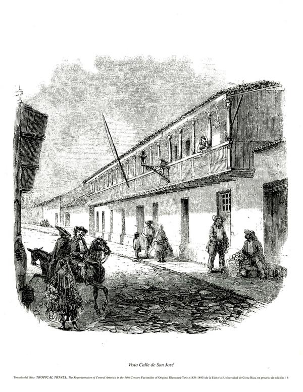"""El 17 de mayo de 1834 se celebró en Costa Rica la libertad de imprenta con una cohetes y """"tiros de cámara"""" en un desfile que se dirigió a la Sabana."""
