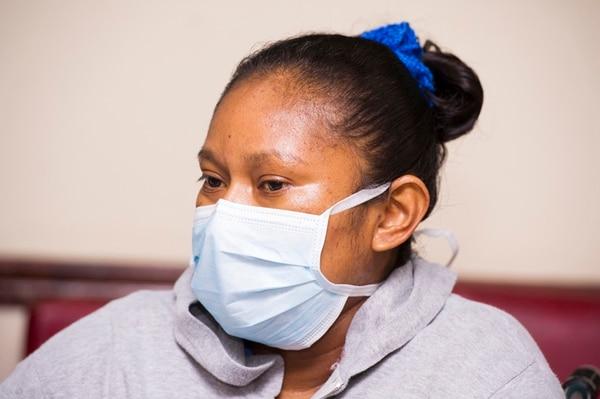 En diciembre, Yahayra García recibió un hígado estando embarazada. La operaron en el Calderón Guardia. | ARCHIVO