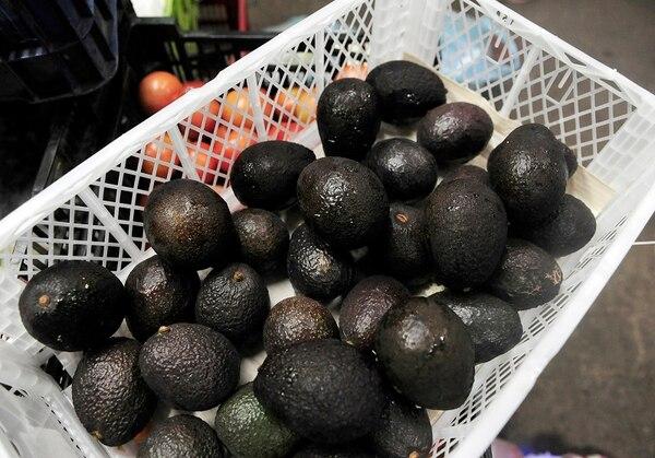 Desde la medida que afectó las importaciones desde México, el mercado costarricense se ha abastecido con aguacate Hass de Chile, Perú, Colombia y algunos otros orígenes.