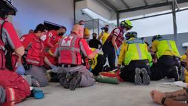 Accidente laboral en Aliss de Curridabat deja una persona fallecida y otra hospitalizada