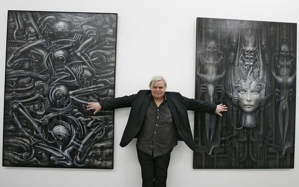 Hans Ruedi Giger nació el 5 de febrero de 1940