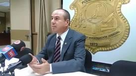 Director del OIJ pide indagar mediación de magistrado Celso Gamboa y de subdirector de Policía para nombramiento
