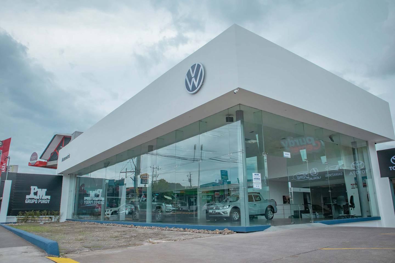 Nueva agencia de Ford y Volkswagen en Curridabat.