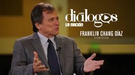 Franklin Chang: En Costa Rica 'abunda' el talento para nuevos astronautas