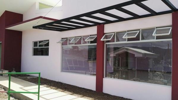 El albergue de Cartago, en barrio La Pitahaya, abriría en setiembre de este año.
