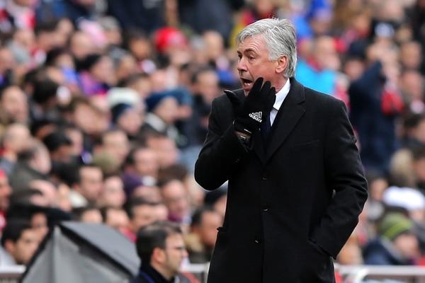 El entrenador del Real Madrid, Carlo Ancelotti, aseguró que su equipo hizo el peor partido desde que es entrenador madridista.