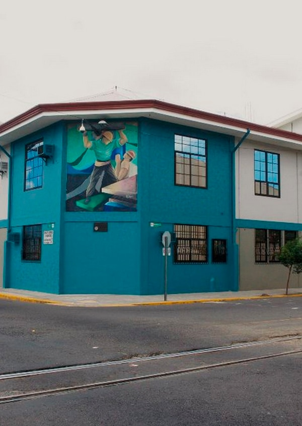 El MOPT está ubicado en Plaza González Víquez. | ARCHIVO.