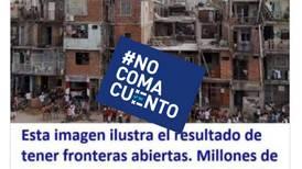 #NoComaCuento: Foto de Argentina se utiliza como si fuera de Costa Rica para fines xenofóbicos