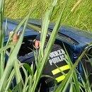 Los sospechosos fueron detenidos en Tres Ríos de La Unión, Cartago. Foto: Suministrada por Keyna Calderón, corresponsal GN