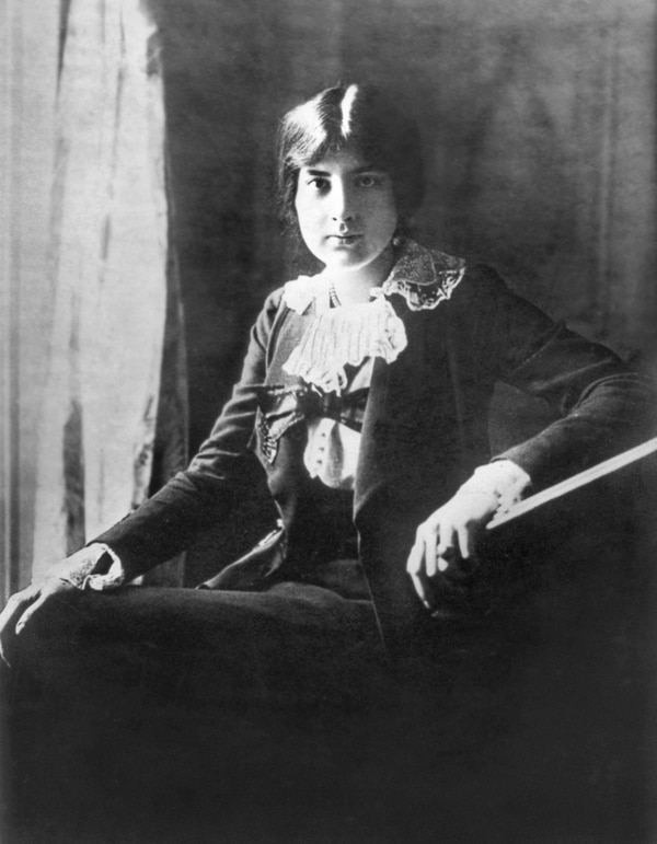A portrait of Lili Boulanger. Date 9 April 2005, 15:05 Source: Library of Congress