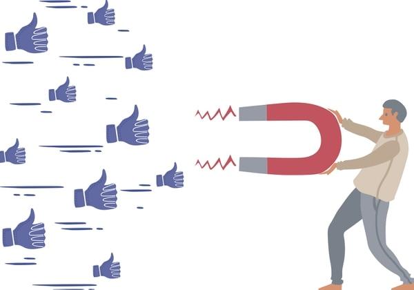 Midiendo la capacidad de generar ventas e interacciones se determina el valor de un influencer en una campaña. Fuente: Shutterstock