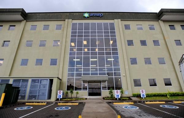 Edificio actual de la Autoridad Reguladora de los Servicios Públicos (Aresep) localizado en Guachipelín de Escazu.