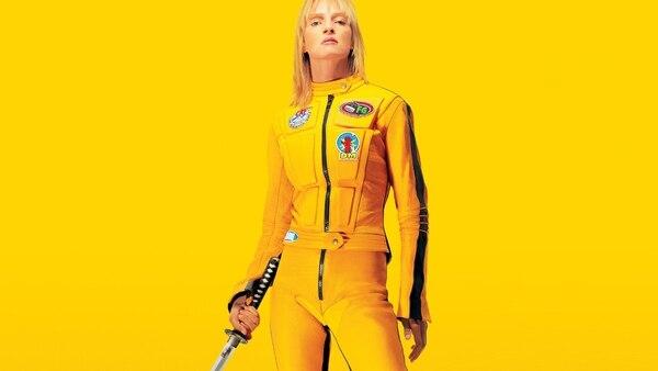 Uma Thurman es la protagonista de Kill Bill, una de las joyas de Quentin Tarantino.