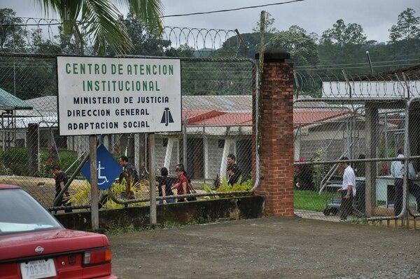 La funcionaria, de apellido Valverde Granados, fue detenida en octubre del 2011 en la cárcel de Pérez Zeledón. | ARCHIVO