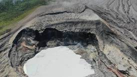 Rincón de la Vieja volvió a registrar tres erupciones tras cinco meses de pausa