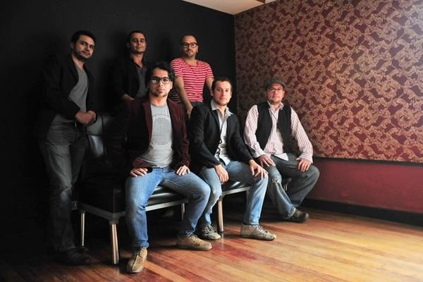 Grupo Cine Líbano presentará su disco Textura en Jazz Café San Pedro - 1