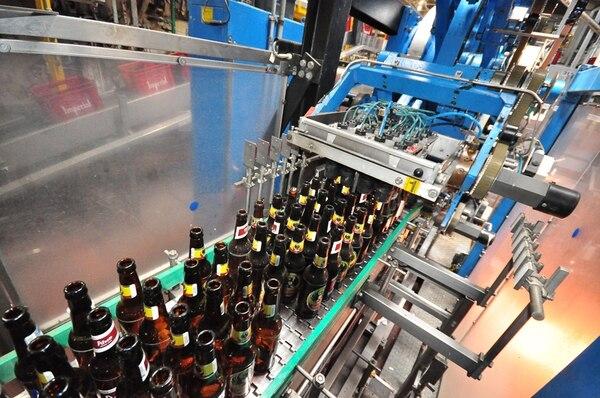 La cerveza quedó fuera del acuerdo comercial con Colombia. | ARCHIVO