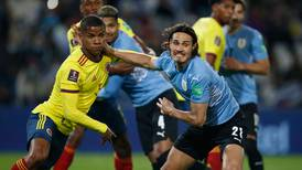 Uruguay solo empata 0 a 0 con Colombia pero sigue en zona de clasificación a Catar 2022