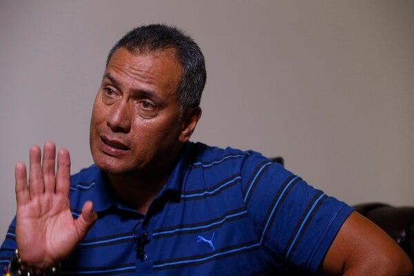Hernán Torres regresa a Alajuelense. Foto: Mayela López
