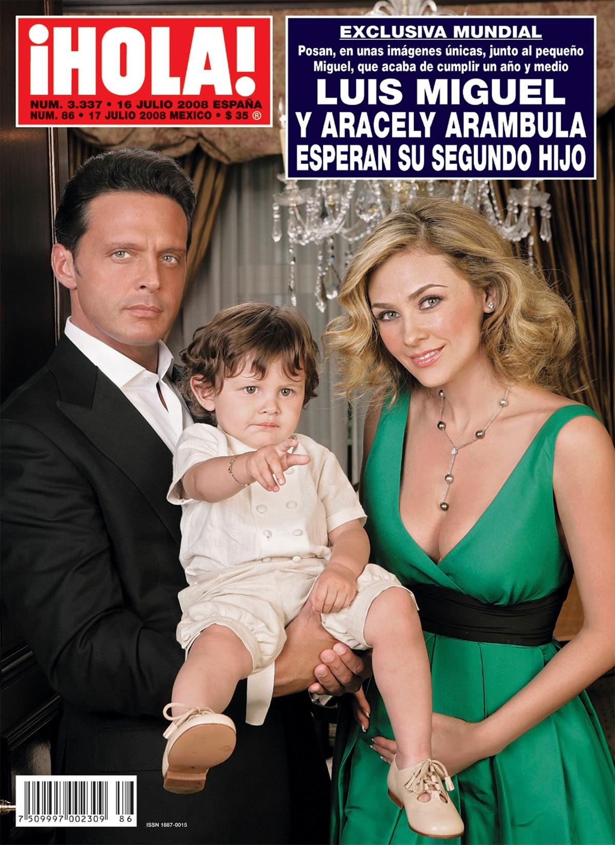 Aracely Arámbula no quiere aparecer en serie de Luis ...