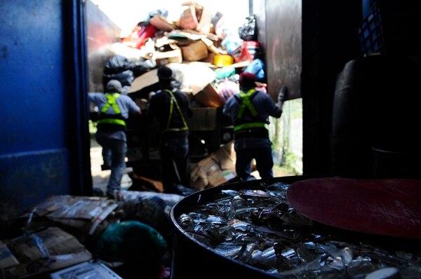 Para Liseth Fernández, alcaldesa de Jiménez, la clave de una buena gestión de residuos está en la educación continua, casa por casa.   DIANA MÉNDEZ