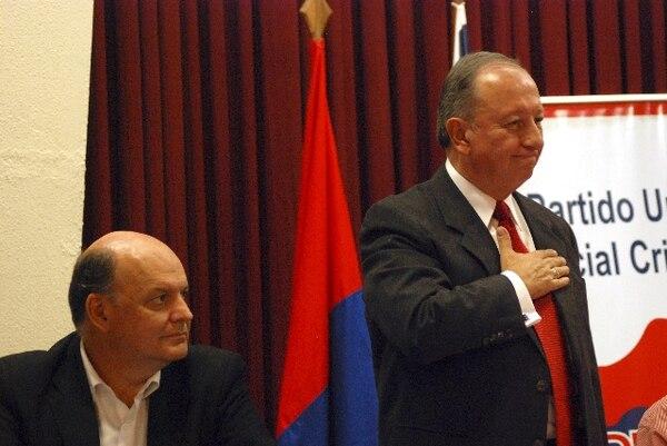 Doctor Rodolfo Hernández gana la candidatura presidencial del PUSC - 1