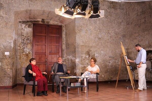 Los episodios fueron grabados en el Cenac. Cortesía de Sinart.