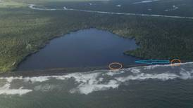 (Video) Sobrevuelo confirma retiro de campamento militar nicaragüense de playa en isla Calero