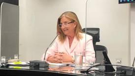Emilia Navas recibirá una pensión bruta de ¢6,3 millones