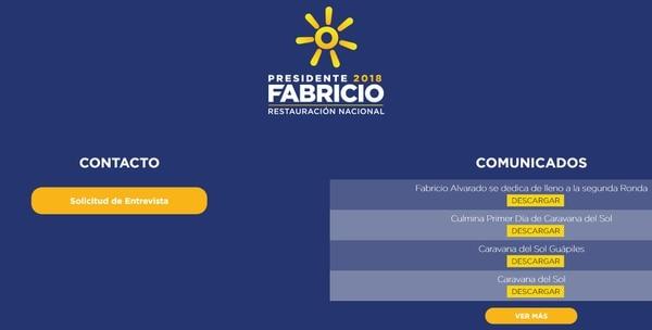 Empate técnico entre candidatos presidenciales de Costa Rica