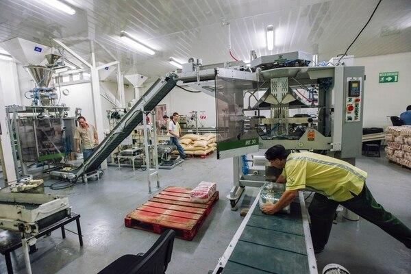 Corporación Arrocera Costa Rica destinó $4 millones para lograr más eficiencia en su planta, en barrio San José, Alajuela. El objetivo es competir y ofrecer un mejor producto al consumidor, dijo la empresa. | JORGE ARCE