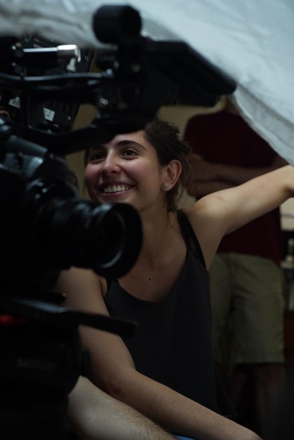 María Luisa trabaja desde hace varios meses en Austin en la productora de Ivette Lucas y Patrick Bresnan, directores de 'Skip Day' y cuyos trabajos han sido premiados en los Festivales de Berlín, San Francisco y Sundance.