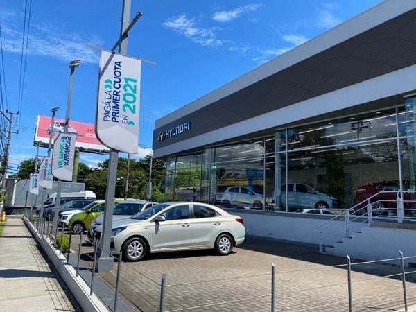 Una de las estrategias que han usado las agencias es posponer el pago de cuotas. Foto: cortesía Adriana Vargas/ Hyundai.