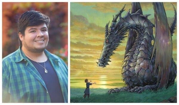 Desde la adolescencia, Rod Saturnine descubrió que los mundos de fantasía eran lo suyo. Fotografía: Cortesía.
