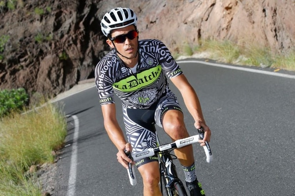 Alberto Contador se siente bien preparado para la campaña 2016.