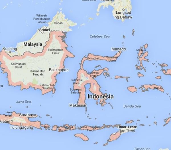 Indonesia reportó un sismo de 6.1 grados de magnitud sin que se reporten víctimas o daños en las principales ciudades del país.