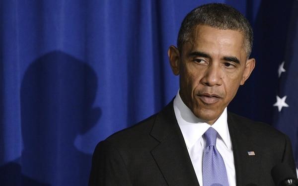 El presidente estadounidense, Barack Obama , instó el sábado a no